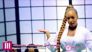 "Video: Naijas Craziest Comedy – When Ichie Tombo Heard Otedola's Daughter DJ Cuppys Song ""Werk"""